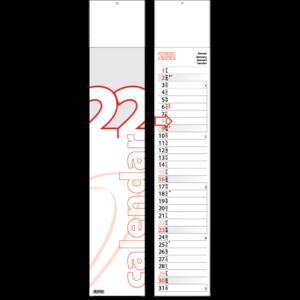 Strookkalender Midi 2022