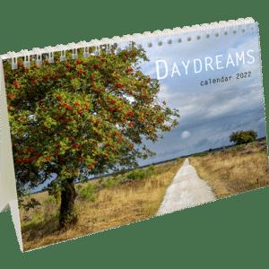 Kantoorkalender Daydreams 2022