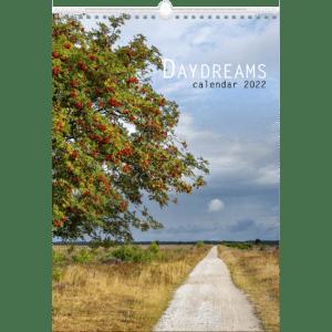 Muurkalender Daydreams 2022